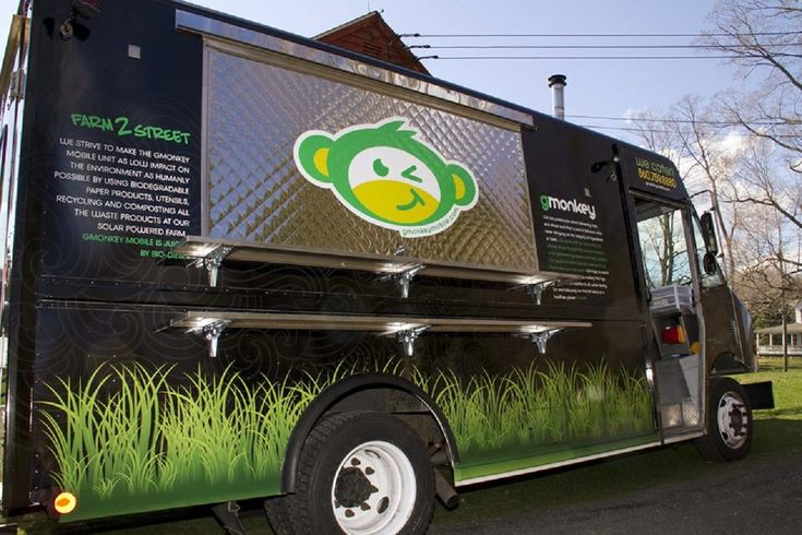 5 Coolest Vegan Food Trucks. I want to eat at every one of them!! ROADTRIP!!!!!!