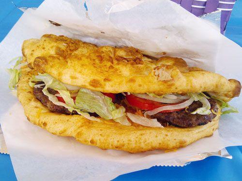 28 Best Deep Fried Hamburgers Images On Pinterest Burger