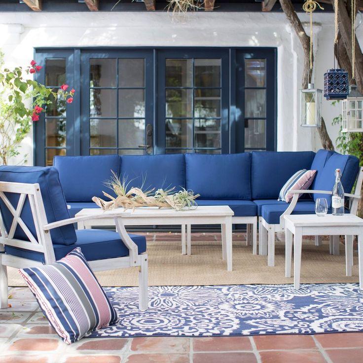 Mejores 36 imágenes de Patio Furniture en Pinterest | Espacios al ...