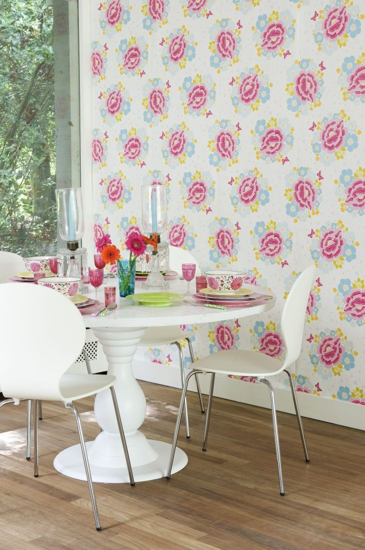 38 Best Dining Room Wallpaper Ideas Images On Pinterest