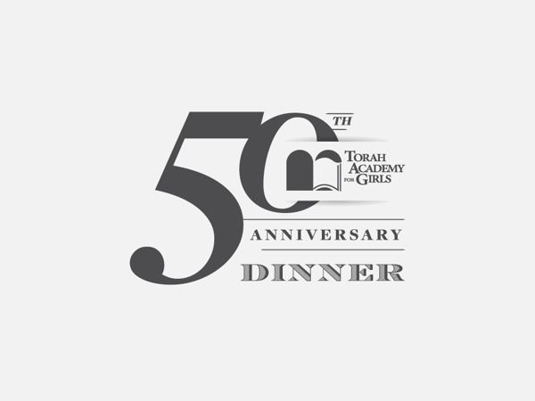 TAG 50th Anniversary Dinner by Sam Belsky, via Behance