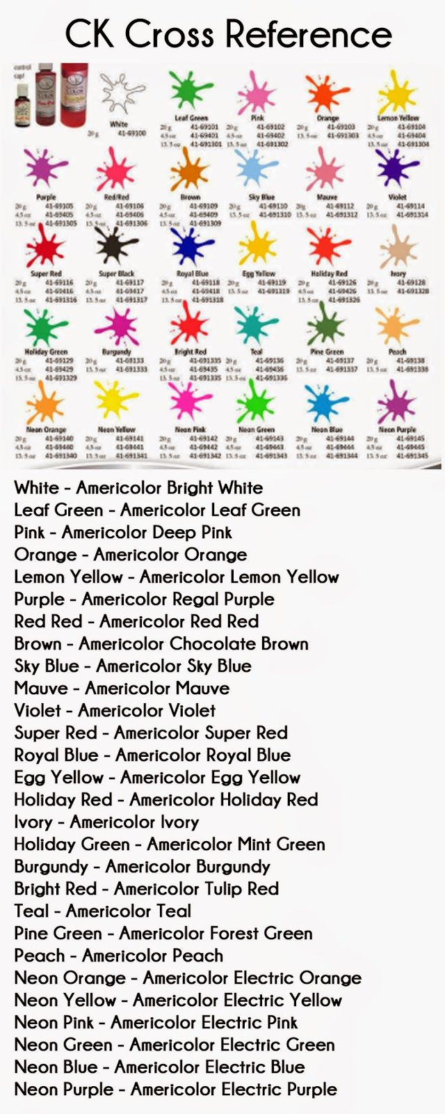 Food Colouring Mix Chart Food Coloring Mixing Chart Dead Link But