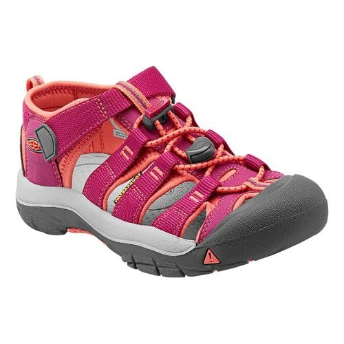 Sandales Keen Newport H2 Very Berry Fusion Coral junior