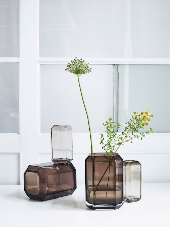 18 best JEWEL VASE images on Pinterest Copenhagen, Jewel and Gems - deko wohnzimmer vasen