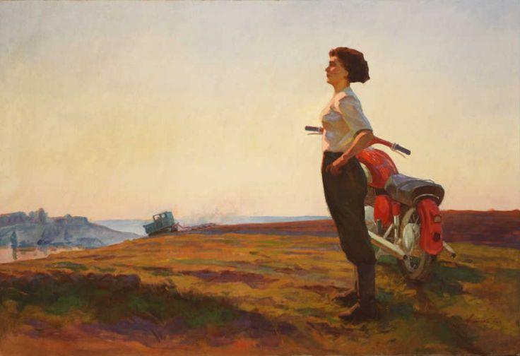 Нестеренко Борис Григорьевич (1914-1988) «Бригадир» 1972