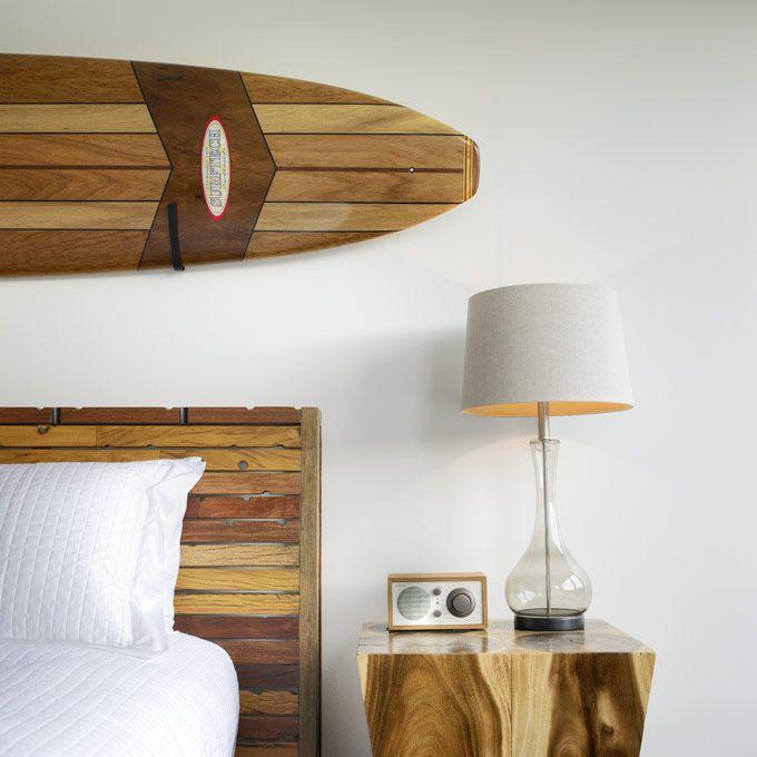 Surf bedroom, Tofino