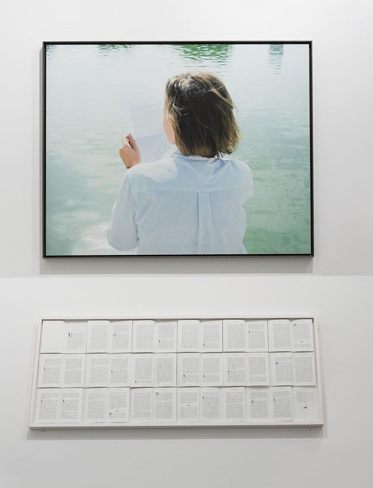 Sophie Calle - 2 Works: Take Care of Yourself,...