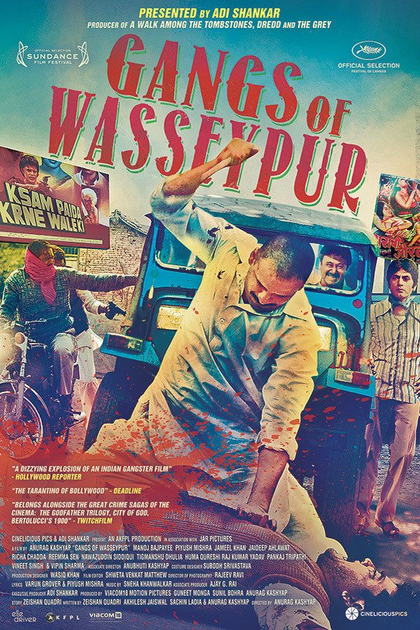 Image of GANGS OF WASSEYPUR - Poster