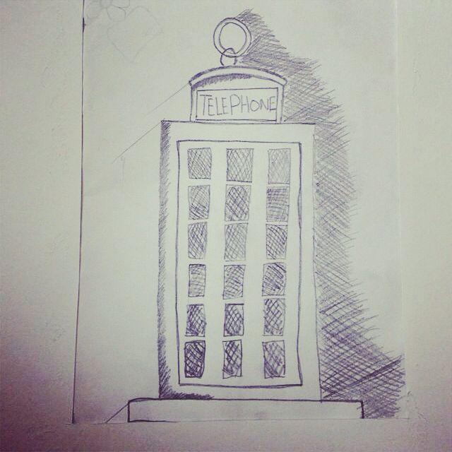Telephone, by keeley Wilson.