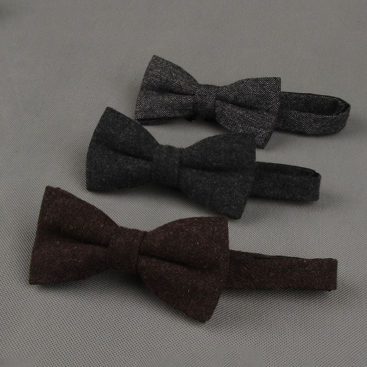 Find More Ties & Handkerchiefs Information about Classic Solid Men's Bowknot Bow Tie Brand Upscale Wool Men's Bow Tie Cravats Accessories Newest Male Shirts Bow Tie For Wedding,High Quality tie small square scarf,China tie mens tie Suppliers, Cheap tie narrow tie from Fashion wholesale boutique on Aliexpress.com