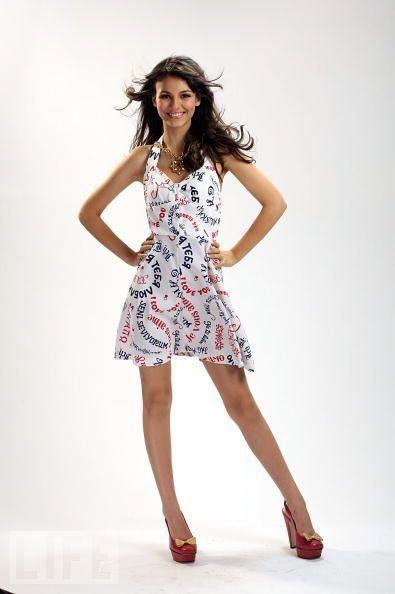 ビクトリアジャスティス Victoria Justiceの画像 プリ画像
