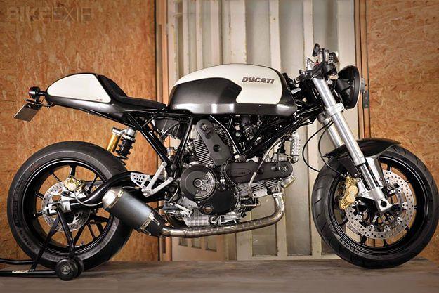 Ducati Sportclassic by Shed X #Ducati #SportClassic