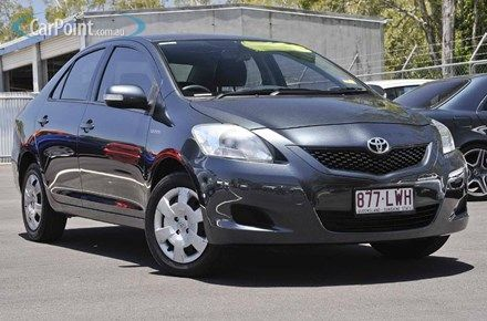 2009 Toyota Yaris YRS MY09 Cars For Sale in QLD - CarPoint Australia