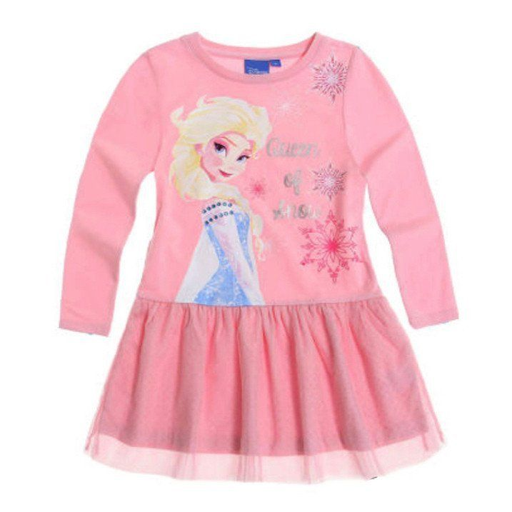 Elsa kleid rosa