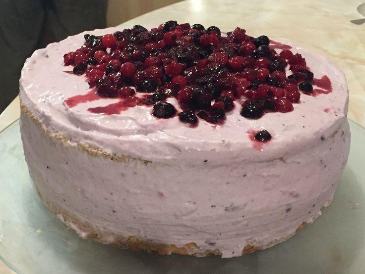 Joghurt cake