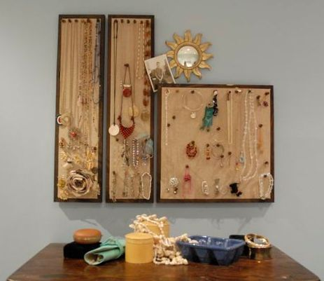 1000 ideas about cork board jewelry on pinterest diy for How to make a bulletin board without cork