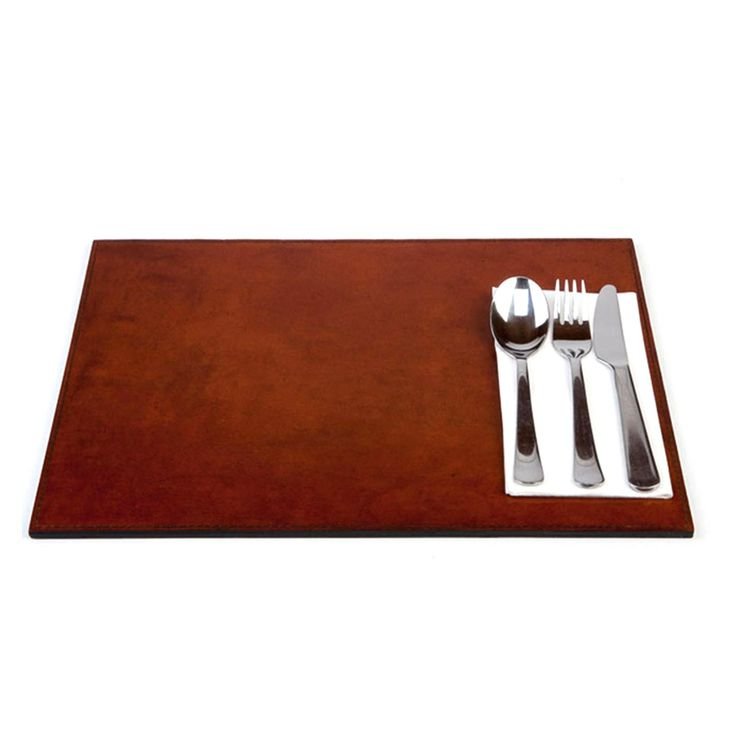 Leather Placemat | ACHICA