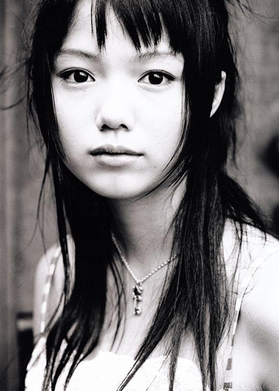girl / Aoi Miyazaki
