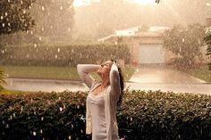 girl walking alone in rain - Google Search