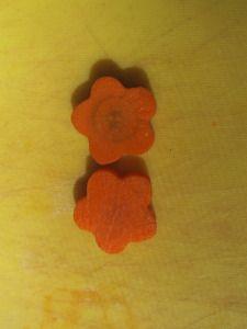Flower carrots