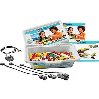 LEGO Education   Products > Homeschool > LEGO Education WeDo Homeschool Pack