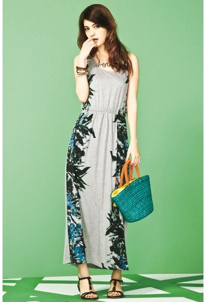 Incede ワンピース(パネルプリントマキシワンピース / Maxi Dress on ShopStyle