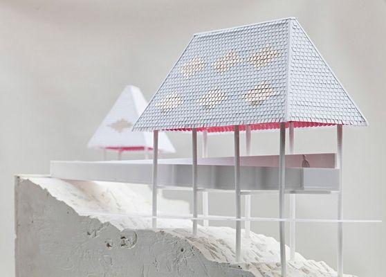 Reservoir Roofs, Reservoir Roofs, Gort Scott Architects