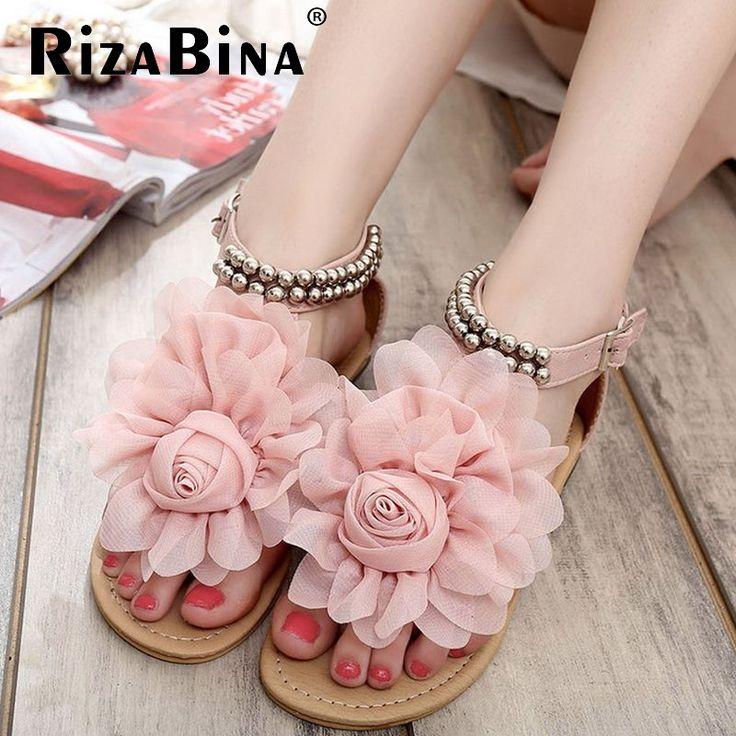 $22.99 (Buy here: https://alitems.com/g/1e8d114494ebda23ff8b16525dc3e8/?i=5&ulp=https%3A%2F%2Fwww.aliexpress.com%2Fitem%2Fgladiator-sandals-women-bohemia-beaded-summer-flower-flip-flops-women-shoes-T-straps-hot-ladies-footwear%2F32631817252.html ) gladiator sandals women bohemia beaded summer flower flip flops women shoes T-straps hot ladies footwear size 35-43 WE0114 for just $22.99