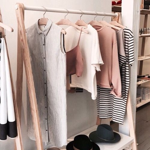 Neutral closet #drestfinds @drestmaker