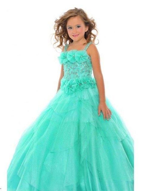 Бальные платья и все, что нужно ребенку: платья выпускного вечера