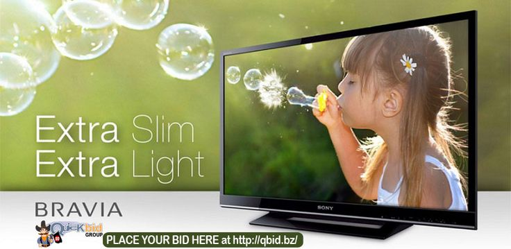 Appreciate #sound in its purest structure because of the #Sound #Booster on this dark #TV. http://qbid.bz/classic-auction.aspx