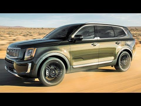 All Cars New Zealand Video 2020 Kia Telluride New Midsize Suv Kia Mid Size Suv Kia Suv