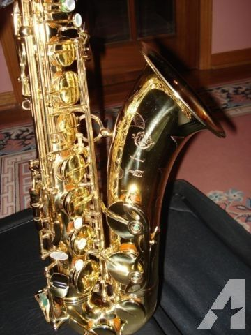 Selmer Super-Action 80 Series III Model 64 Bflat Tenor Saxophone for Sale in San Jose, California Classified | AmericanListed.com