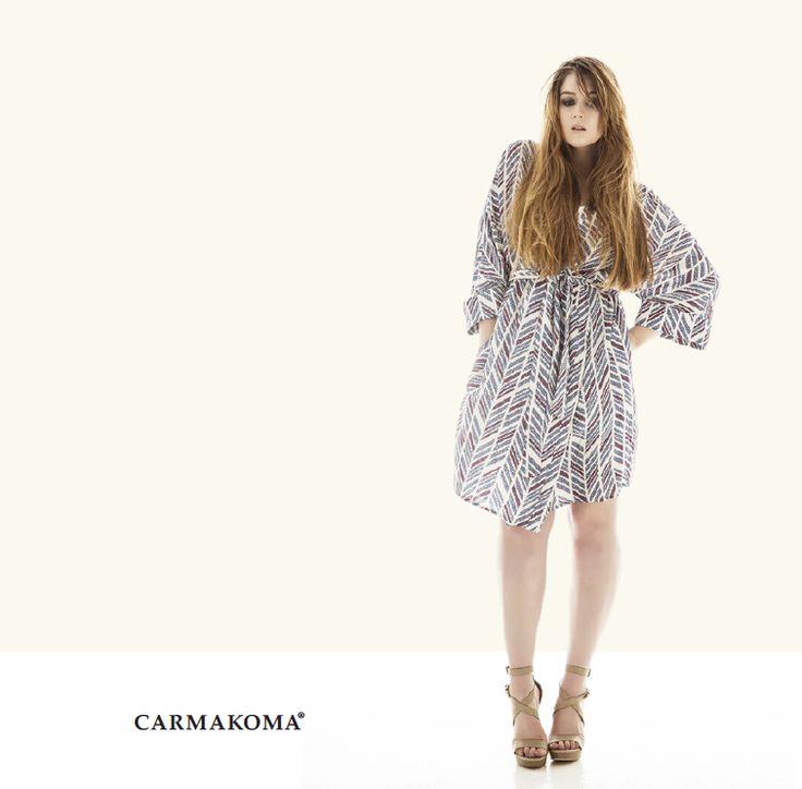 "CARMAKOMA SS16 "" I PUT A SPELL ON YOU "" available at carmakoma.com  Plus size fashion sizes: EU: 38-54 / UK: 10-22 / US: 12-24 Danish Design ¨"