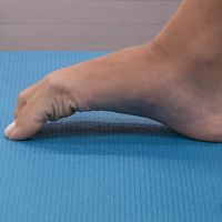 Some strengthening and stretching exercises to do once my plantar fasciitis is better.