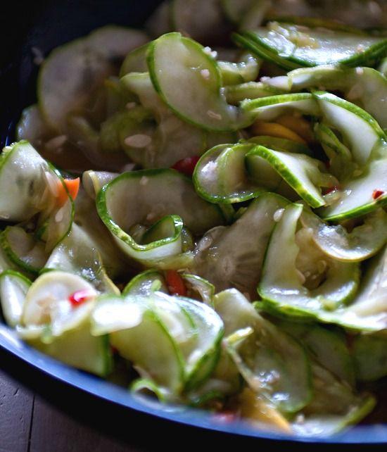 Green Kitchen Kimchi