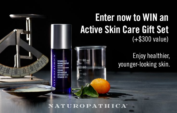 #NaturalBeauty #OrganicSpaMagazine #FacebookDealoftheWeek Featuring @naturopathica | Active Skin Care Giveaway