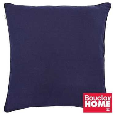 Bouclair Turkish Tile Solid Cushion