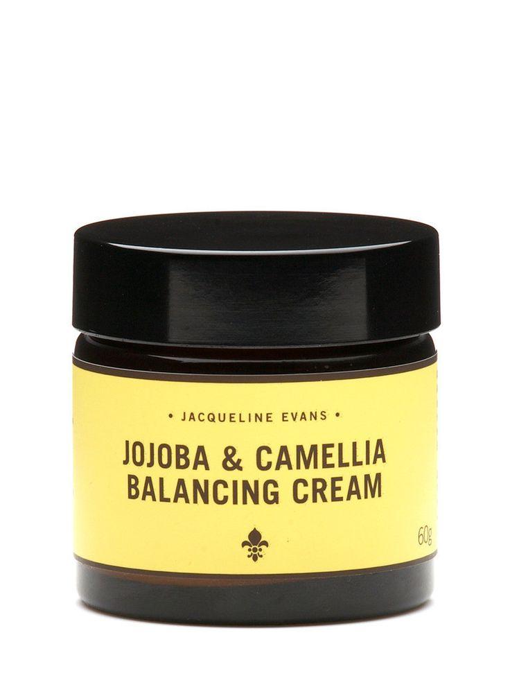 Jacqueline Evans - Jojoba & Camellia Balancing Cream