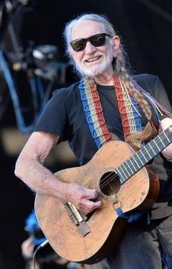 Willie Nelson still going strong at 80 - just saw him at the Music Center in Little Rock. He just stood up there and sang his ass off for almost two hours. He is amazing and I had never realized what a great guitar player he is.