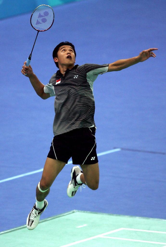 Taufik Hidayat Photos: Olympics Day 8 - Badminton