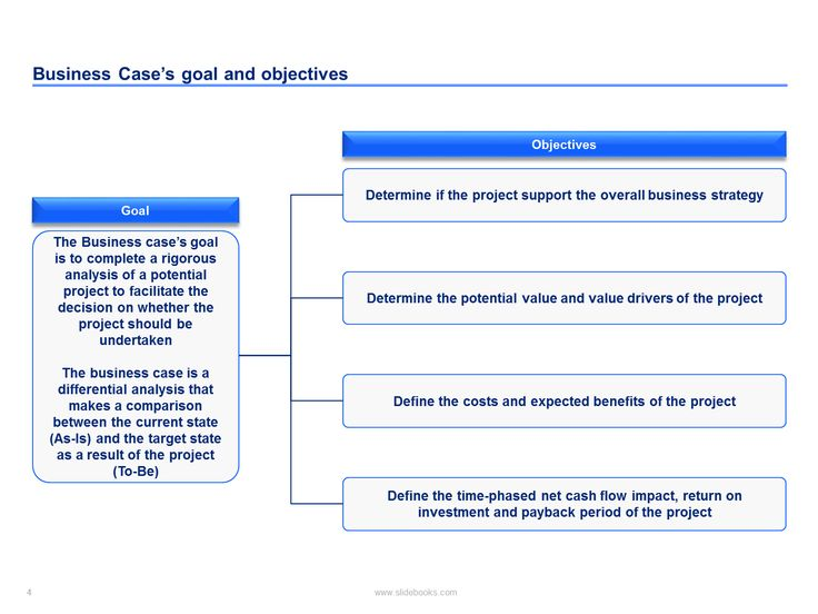 15 best Simple Business Case Template By ex-McKinsey Consultants - it project business case template