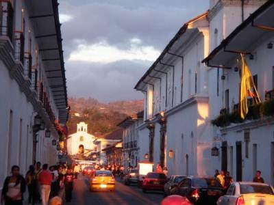 Colombia Travel and Tourism, Popayan,Colombia