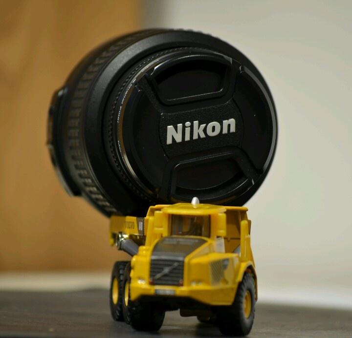 Volvo Nikon