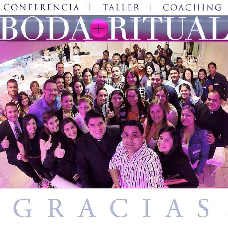 #BodayRitual Gracias #Boda #Wedding #Coaching #Liturgia #Rito