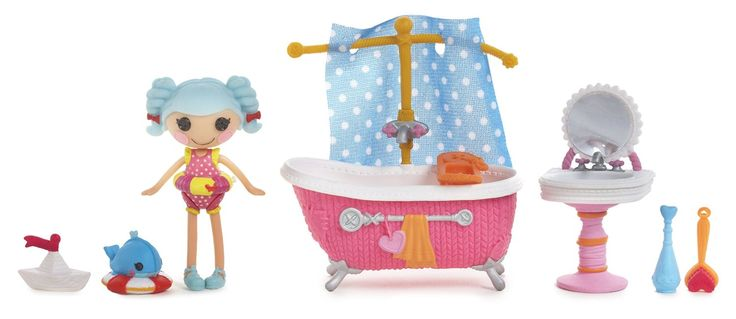 Lalaloopsy-Toys-Bubble Fun