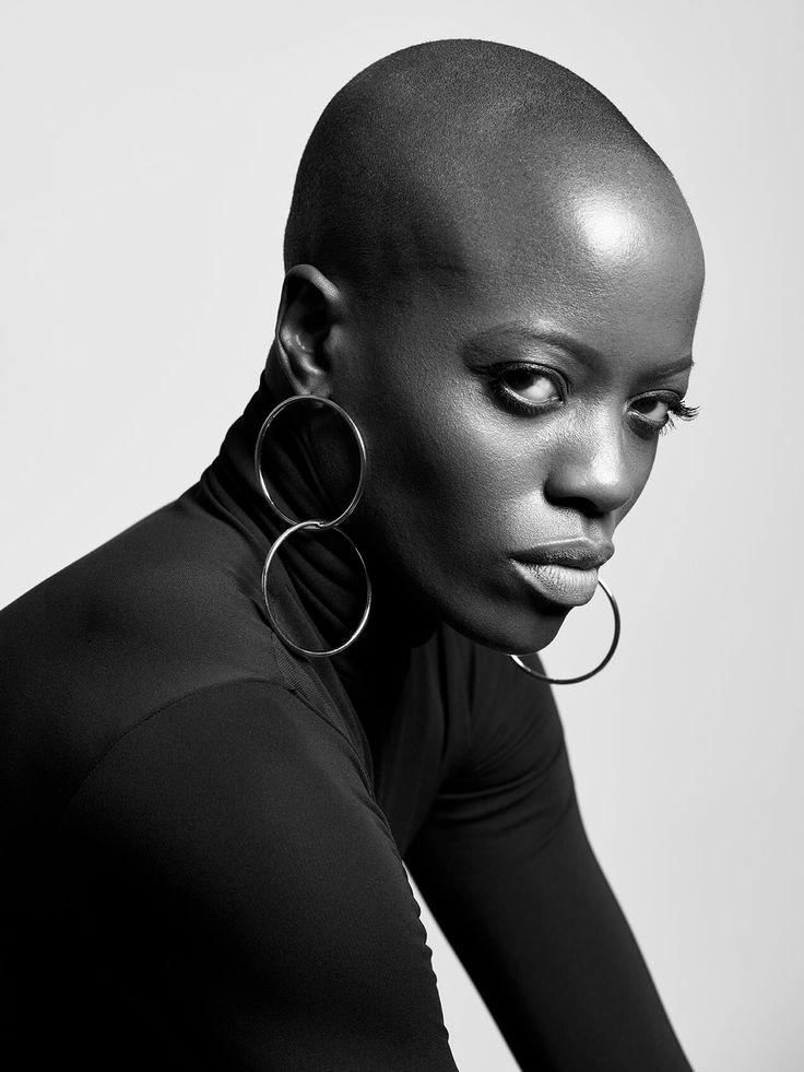 Florence Kasumba Nude Photos 28