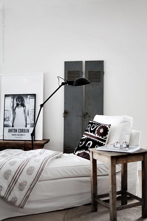 daybed ? Schlafzimmer einrichten Ideen Pinterest Daybed - schlafzimmer einrichtung nachttischlampe