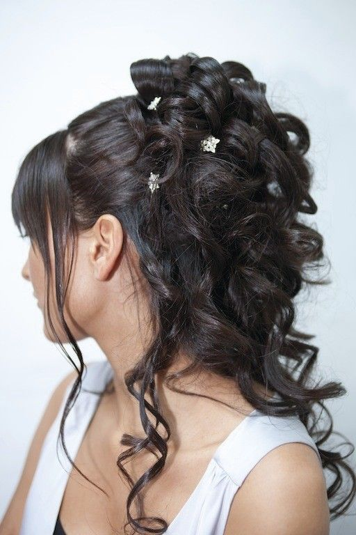 coiffure mariage recherche google mariage pinterest coiffures chignons et mariage. Black Bedroom Furniture Sets. Home Design Ideas