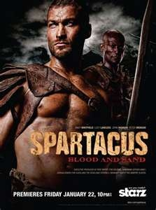 Spartacus - F'in Love this show!!